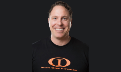Justin Orr, Founder of Iron Orr Fitness, Personal Training Business