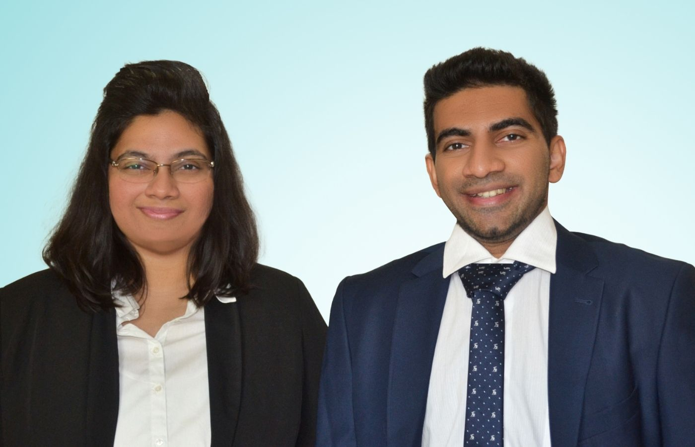 Kevin and Rukshani Peiris, Founders of Happy Paws